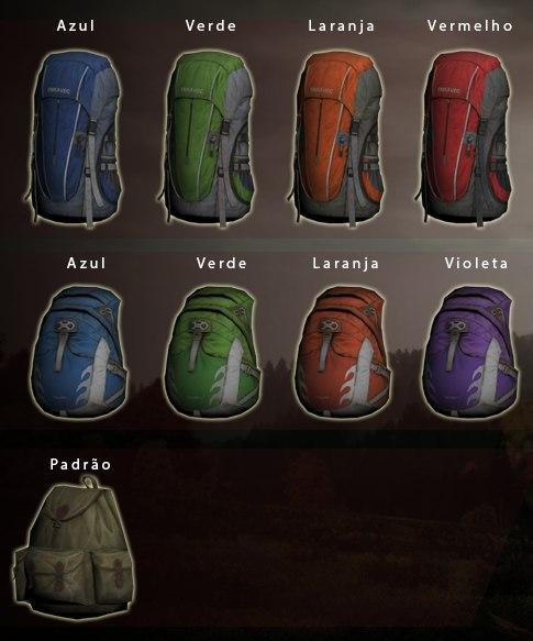 Mta dayz рюкзаки стильные женские рюкзаки купить